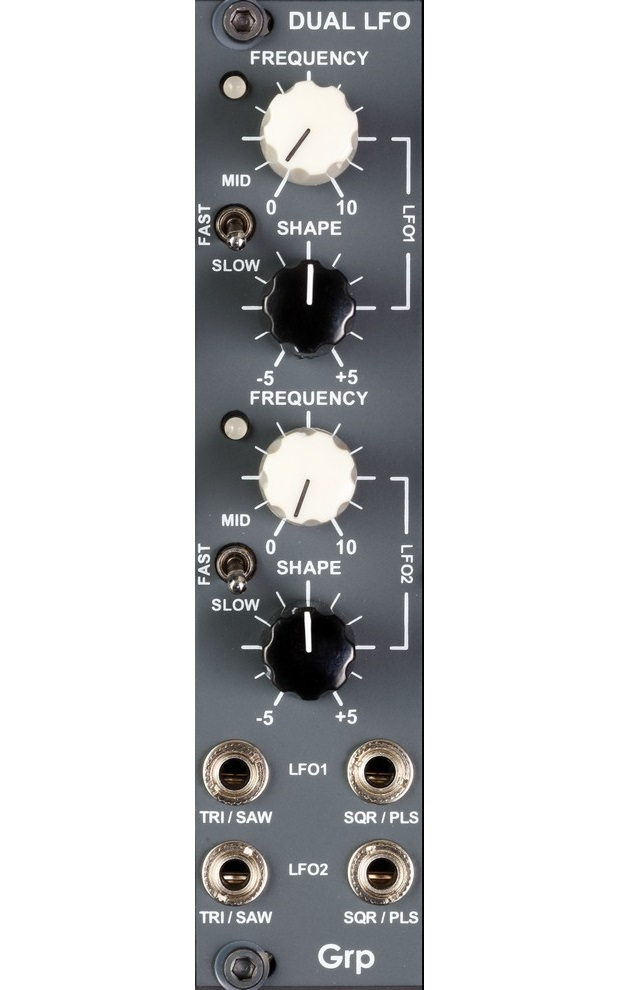 Grp Synthesizer EuroRack